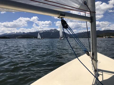 Laser, 1974 sailboat