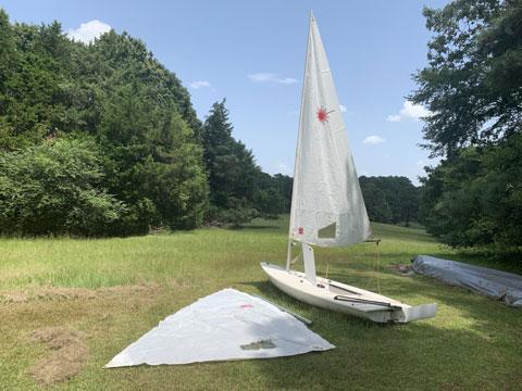 Laser 14', 1990 sailboat