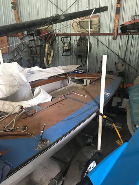 Melges 16, 1980 sailboat