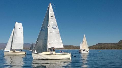 Montgomery 17 1980, sailboat