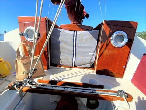Nimble 20, 1987 sailboat