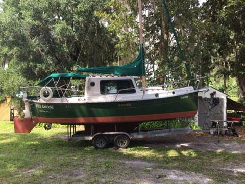 Nimble Kodiak 24, 1996, Palatka, Florida sailboat