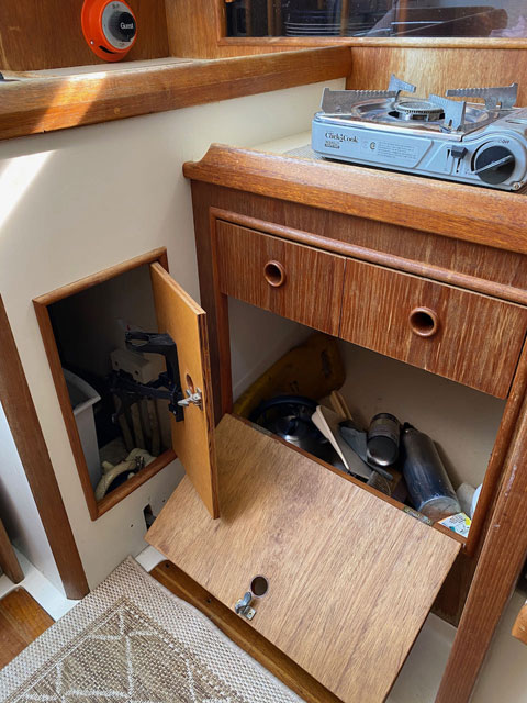 Nonsuch 22OB (outboard), 1986 sailboat