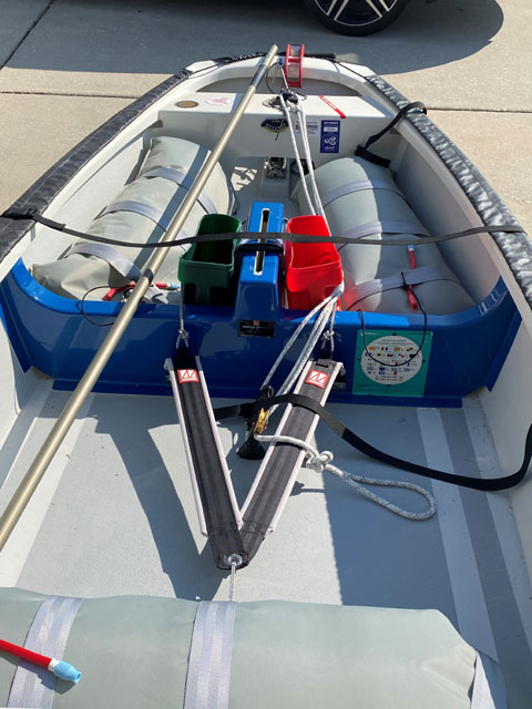 Optimist, 2016 sailboat