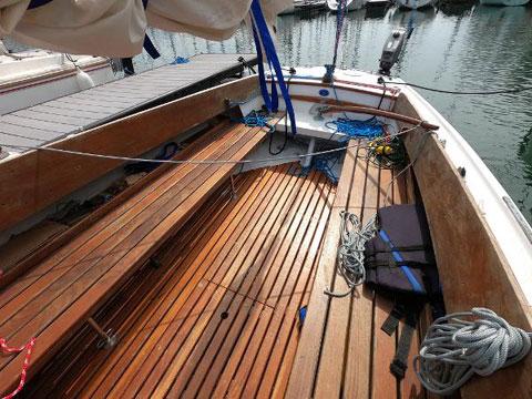Pearson Ensign, 1964 sailboat