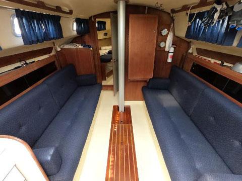Pearson 303, 1984 sailboat
