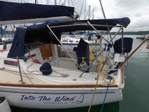 Pearson 36-2, 1988 sailboat