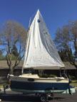 1987 Peep Hen 14 sailboat