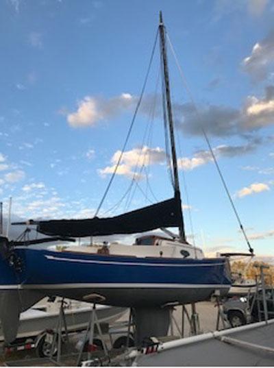 Robert H. Perry, 2009 sailboat