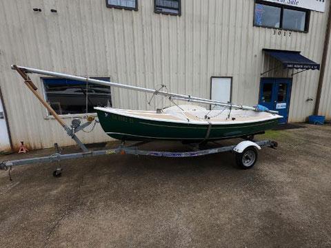 Quickstep 14, 1991 sailboat