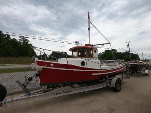 Ranger Tug, 21 ft., 2003 sailboat