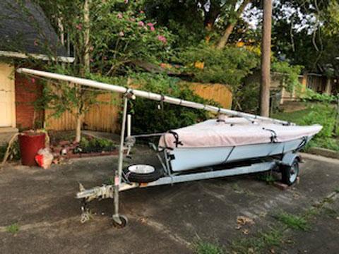 RS Vision XL, 2010 sailboat