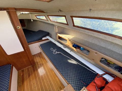 S2 7.3, 1986 sailboat