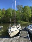 1986 S2 7.3 sailboat