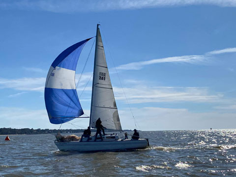S2 7.9- 26ft. 1986 sailboat