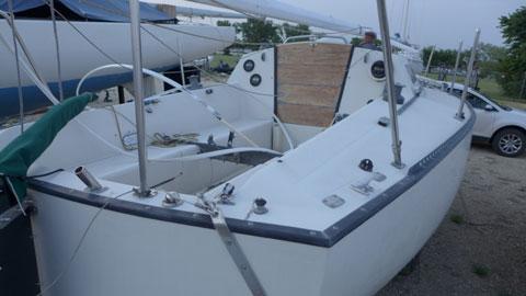S2 7.9, 1985 sailboat