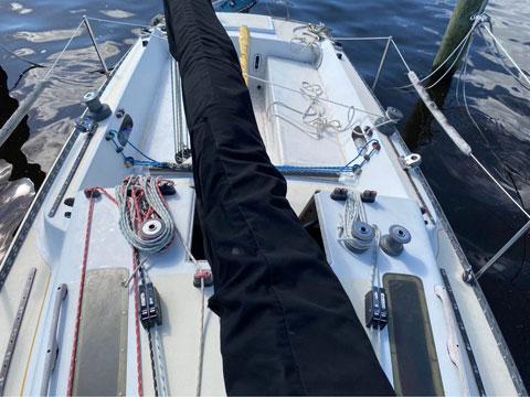 Santa Cruz 27, 1977 sailboat