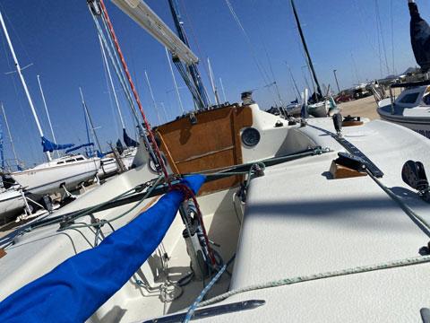 Santana 20, 1977 sailboat