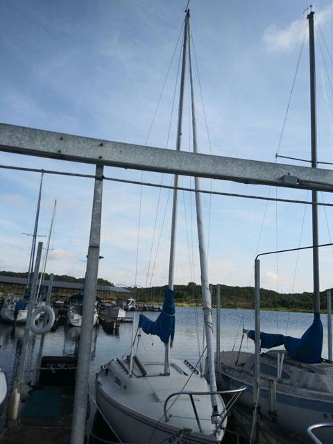 Santana 22, 1976 sailboat