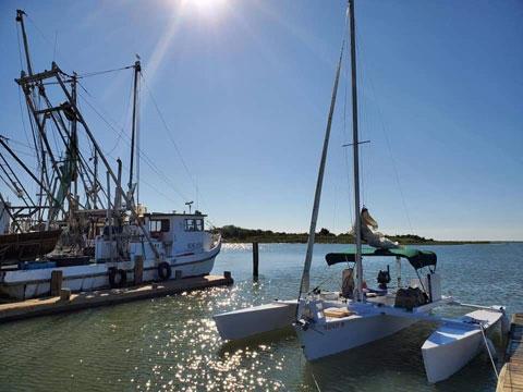 SeaClipper Trimaran, 20 ft., 2017 sailboat
