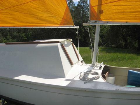 Sea Pearl 21, 1985 sailboat