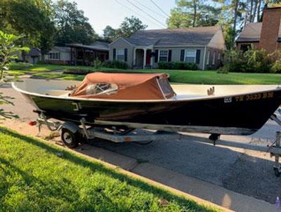SeaPearl 21, 1989, sailboat