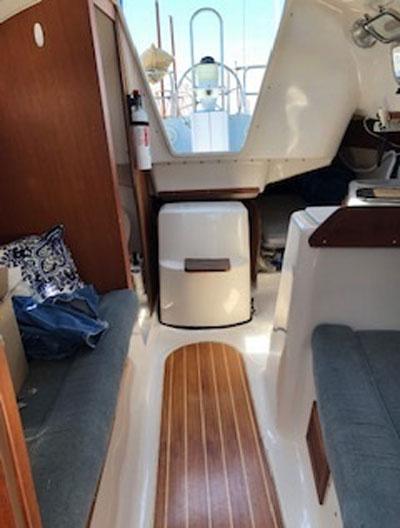Hake Seaward 25, 2000 sailboat