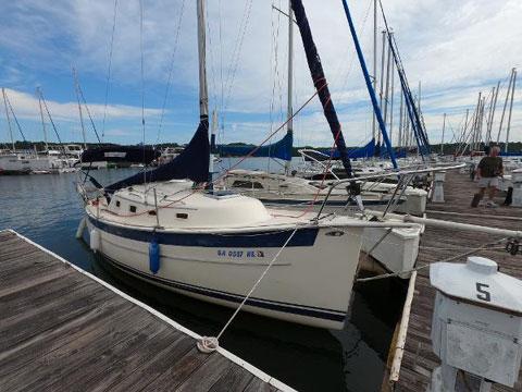 Seaward 26RK, 28 ft., 2007 sailboat