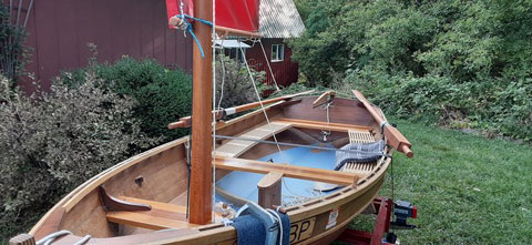 Shellback, 2016 sailboat