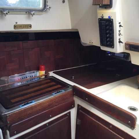 South Coast 26A, 1978 sailboat