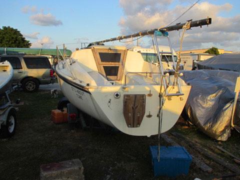 Wellcraft Starwind 19, 1982, Miami Springs, South Florida sailboat