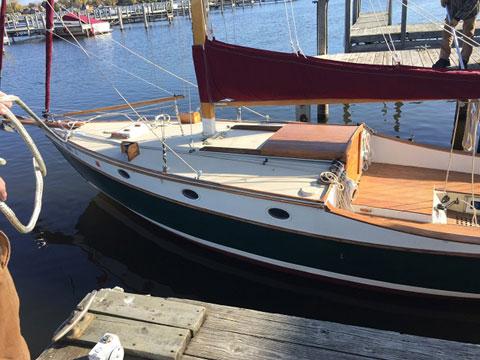 Edey & Duff Stone Horse, 23 ft., 1982 sailboat