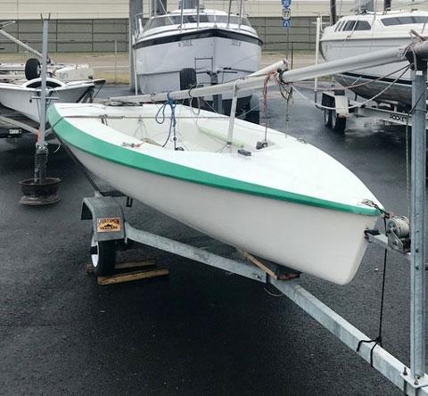 Vanguard 15, 2003 sailboat