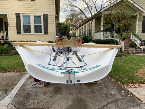 Vanguard Vector, 2001 sailboat