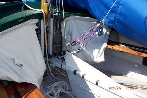 Wayfarer 16, 1973 sailboat