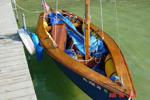 Windmill, 1971 sailboat