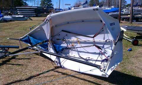 29er, 2006 sailboat