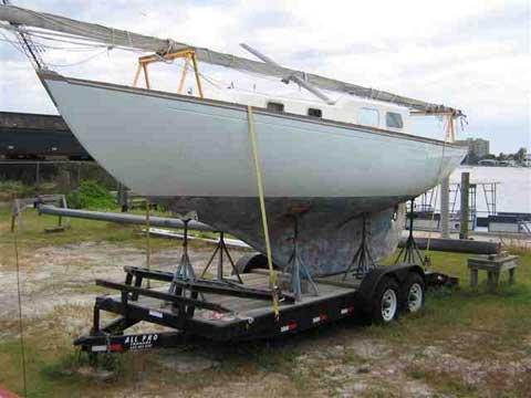 Alberg 30, 1968 sailboat