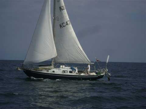 Alberg 30, 1971 sailboat