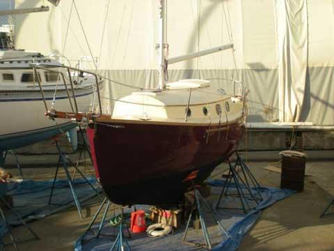 Allegra 24, 1989 sailboat