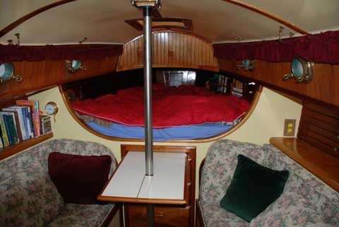 Allegra 24, 1989 sailboat