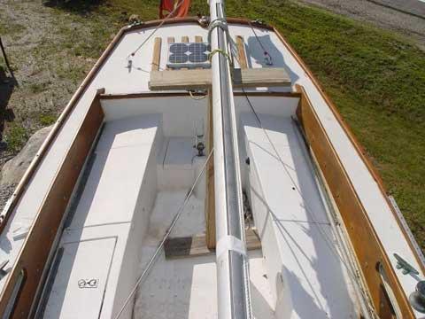 Allied Greenwich 25', 1969 sailboat