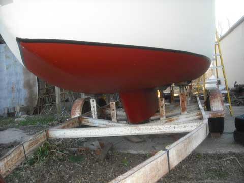 American Mariner 25' sailboat