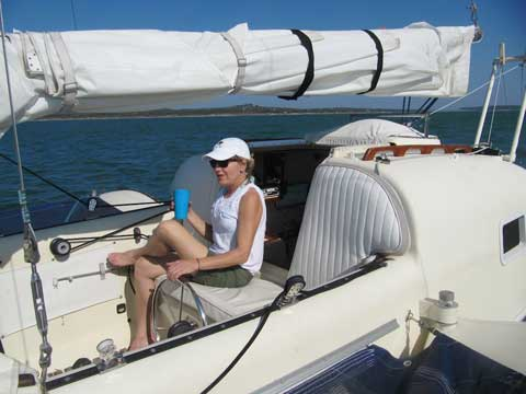 Argonauta 26 ft Trimaran, 1992 sailboat