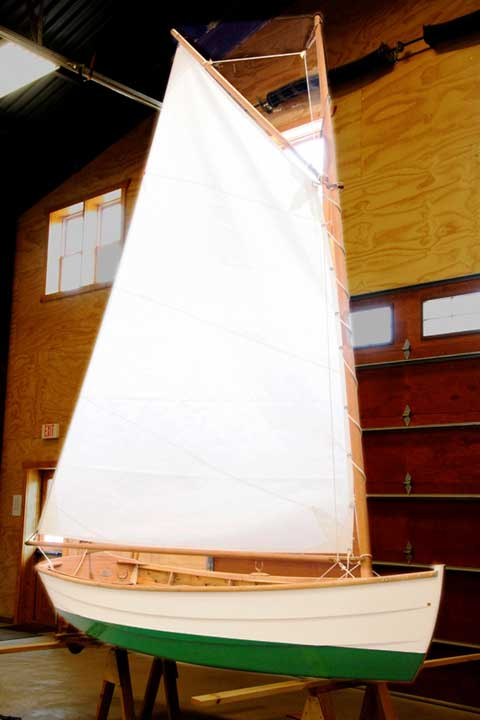Atkin 11', 2009 sailboat