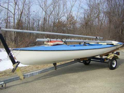 Banshee 13ft., 1976 sailboat