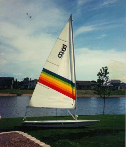 Barnett 1400, 1993 sailboat