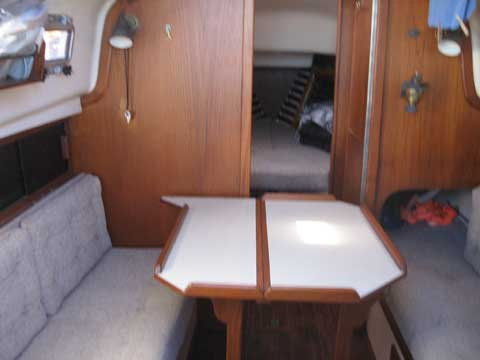 Bayfield coastal cruiser, 25', 1986 sailboat