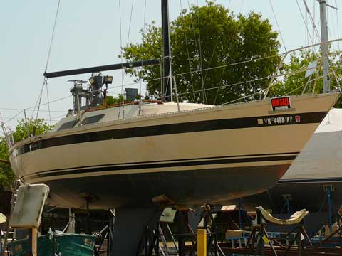 Bayliner Buccaneer 295, 1979 sailboat