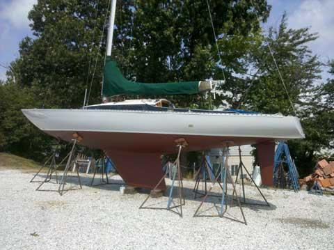 BB 10 meter, 1984 sailboat